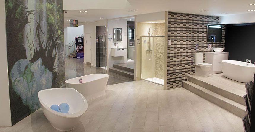 Leicester Bathroom Showroom Stone Baths And Bathroom Suites